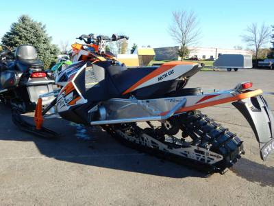 Used Arctic Cat Snowmobile Skis