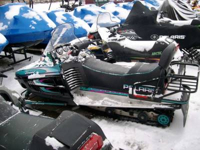 polaris 2 up snowmobile for sale