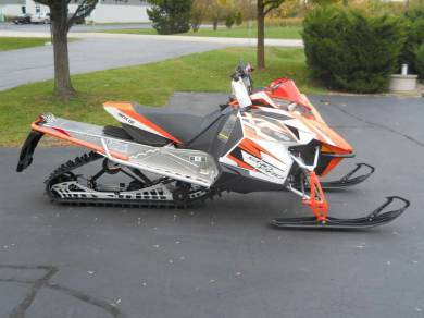 2013 Arctic Cat ProCross XF 800 Sno Pro For Sale : Used ...