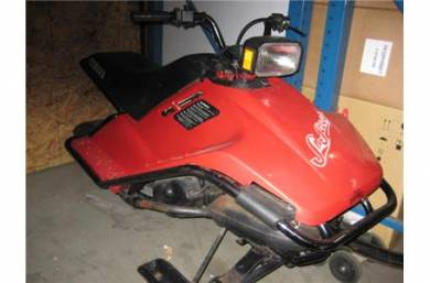 1987 yamaha sno scoot for sale used snowmobile classifieds for Yamaha sno scoot