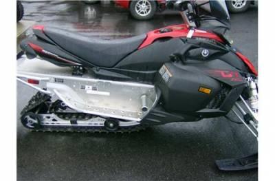 Yamaha Phazer  Gas Mileage