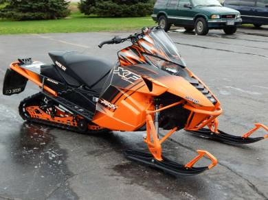 2014 Arctic Cat XF 9000 Limited For Sale : Used Snowmobile ...