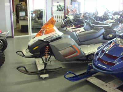 2007 Ski-Doo Freestyle Session 550F For Sale : Used ...