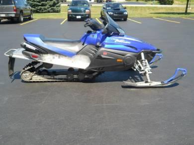 Yamaha Warrior Rx Snowmobile