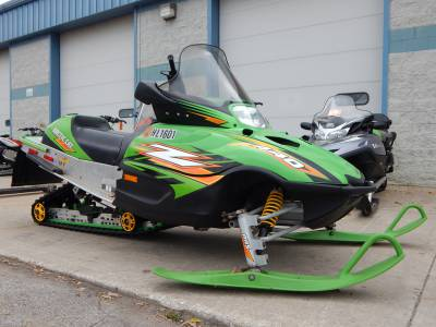 Arctic Cat Dealers Wi >> 2004 Arctic Cat Z 440 LX For Sale : Used Snowmobile Classifieds