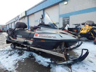 2001 yamaha venture 700 for sale used snowmobile classifieds for Used yamaha snowmobiles for sale in wisconsin