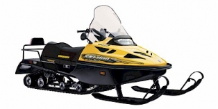 2006 ski doo skandic wt 550f reviews prices and specs rh snowmobile com Ski-Doo Skandic Snowmobile Skandic WT 600 Ace