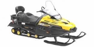 2009 ski doo skandic wt 550f reviews prices and specs rh snowmobile com Skandic WT 600 Ace 2015 Ski-Doo Snowmobiles