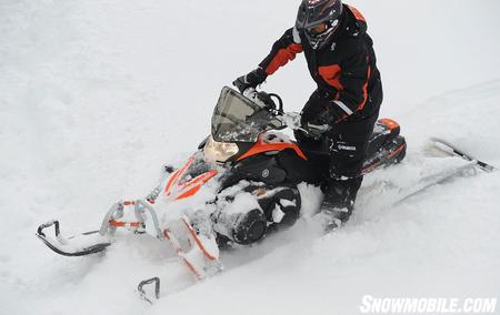 Plastic Snowmobile Skis Yamaha