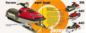 Alouette used lessons learned on the race track to help sell its sport performance Super Brute.