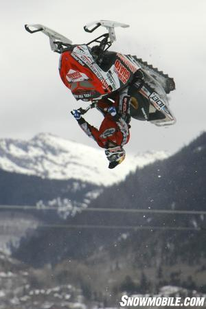 Levi LaVallee may not have won gold, but he was the star of the show.