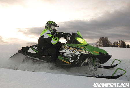 The CFR lake racers come with a one-liter twin or new 150-hp 800cc twin.