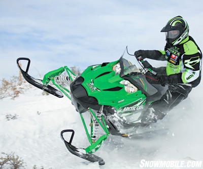 Arctic Cat engineers