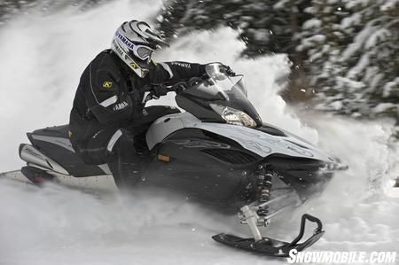 Kelley Blue Book Snowmobile >> 2010 Yamaha Vector LTX GT Review