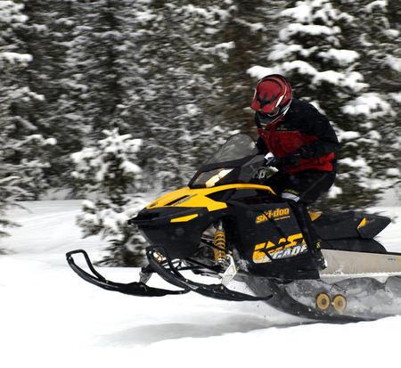 2010 Ski Doo Renegade Adrenaline 1200 4 Tec Review