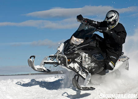 Performance combines with off-trail versatility to make the XTX one of the best all-around sleds ever built.