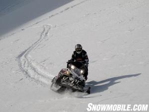 The M1000 Sno Pro remains an all time fave as its torque and power are powder killers.