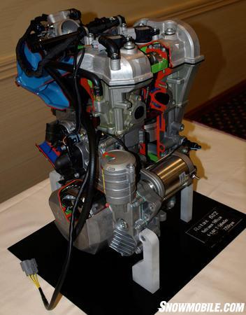 ace 600 rotax engine