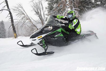 Improvements in handling prowess make the 2011 F-Series perfectly suited to tight trails.