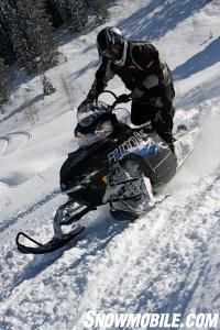 2010 mountain sled report card part one snowmobile