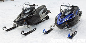 The 2011 Apex is available in two different color schemes.