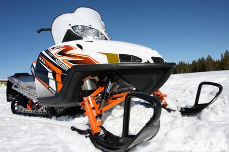 2011 Arctic Cat M8 SnoPro Still