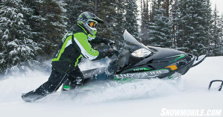 2011 Arctic Cat Crossfire Action01
