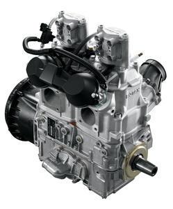 Yamaha Nytro Engine Rebuild