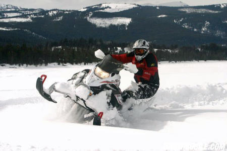 The Nytro XTX has the motor and the fuel- and oil-efficiency to make it a highly desired crossover sled.