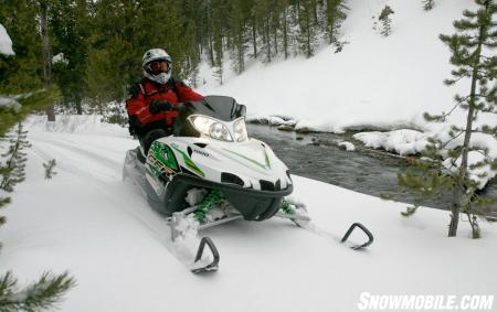 Arctic Cat Snowmobile Cfr Low Windshield