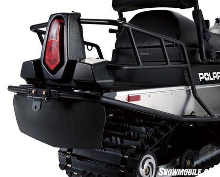 2011 Polaris FS IQ Widetrak Taillight