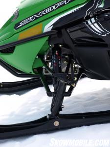 2011 Arctic Cat F8 Fox Float 2 Shocks