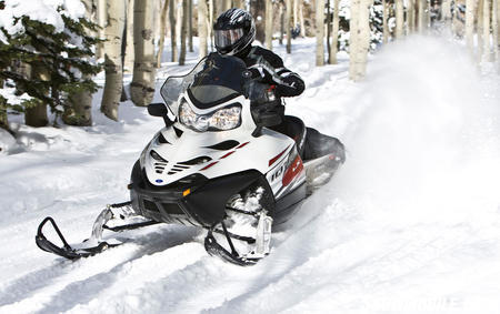 2011 Polaris Turbo IQ LX