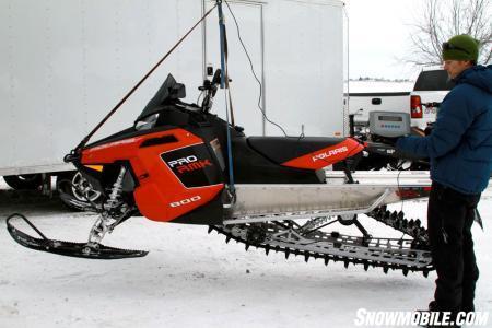 2011 Polaris Pro-RMK 800