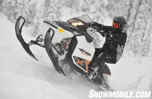 2011 Ski-Doo Summit Everest 154 800R E-TEC