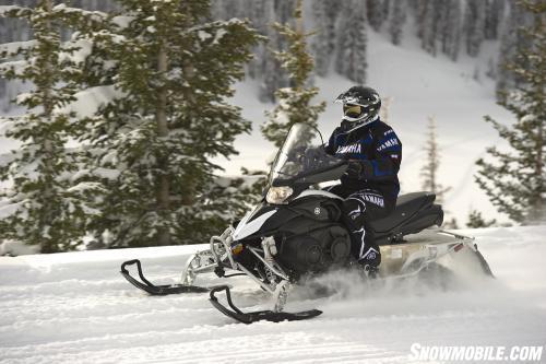 2012 yamaha snowmobile lineup unveiled for Yamaha phazer 4 stroke