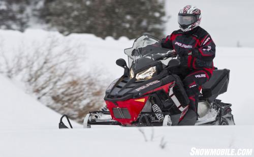 2012 Polaris 600 Switchback Adventure