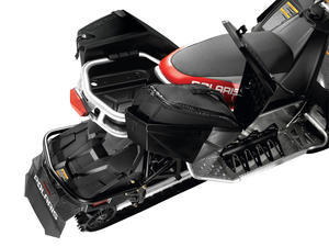 2012 Polaris 600 Switchback Adventure Saddlebags