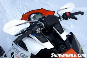 2012 Arctic Cat F1100 Turbo Sno Pro Limited