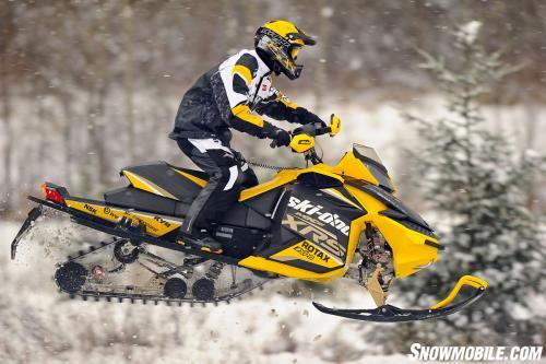 2012 Ski-Doo MX Z X-RS
