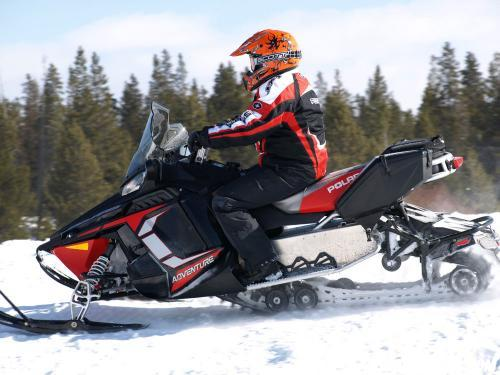 2012 Polaris Switchback Adventure 600