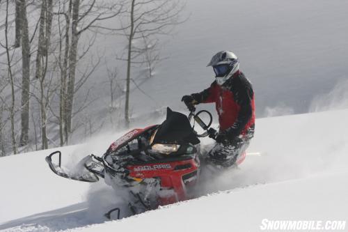 2011 Polaris Pro Ride RMK 155