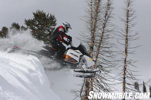 2011 Ski-Doo Sumit X 154