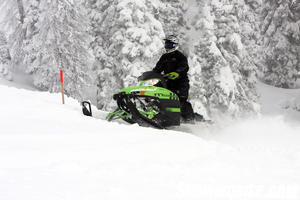 2011 Arctic Cat M8