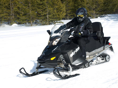 2012 Ski-Doo Grand Touring Sport ACE 600 Action Headon