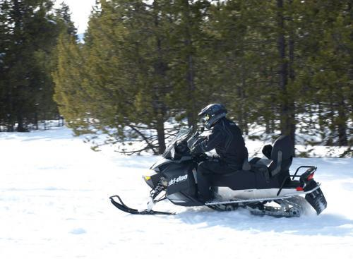2012 Ski-Doo Grand Touring Sport ACE 600