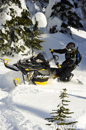 You�ll find the Summits can handle tight runs as easily as wide-open snowfields.