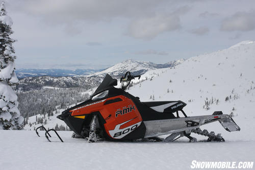 2012 Polaris 800 Pro-RMK