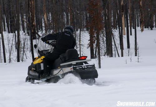 2012 Ski-Doo Skandic SWT