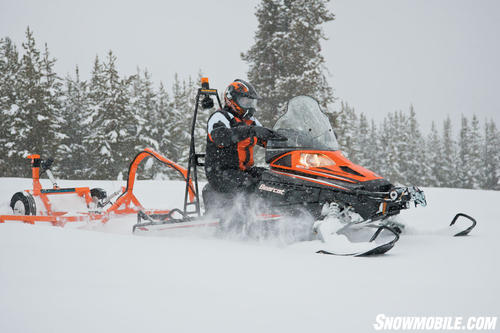 2012 Arctic Cat Bearcat Z1 XT